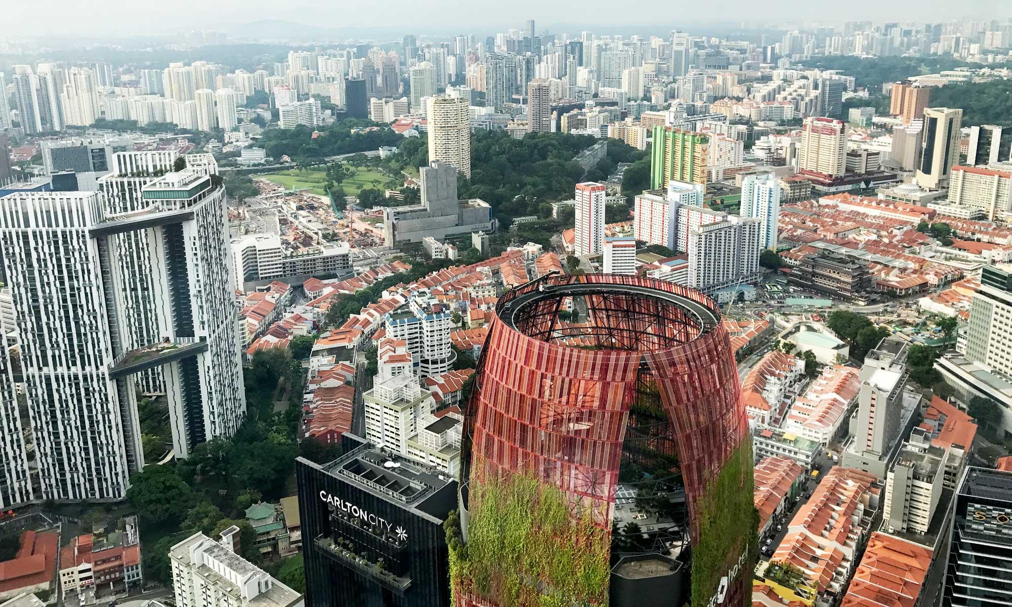 シンガポールの住宅・商業物件 賃貸・売買